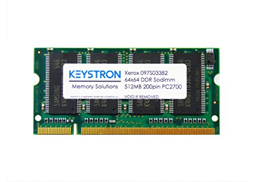 097S03382 512MB Xerox Phaser 4510/6300/6350/7400/8500/8550 Memory Upgrade