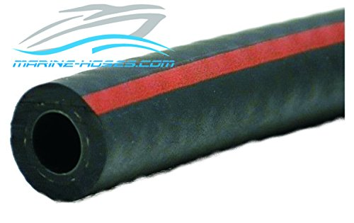 "A1 Fuel Line 3/8"" A1 Low Permeation Marine Fuel Feed Hose by the foot"