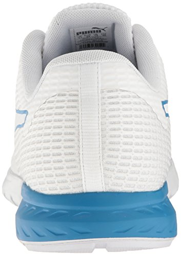 Puma Mens Tune Cat 3 V Inf Scarpa Cross-trainer Puma Bianco-blu Blu