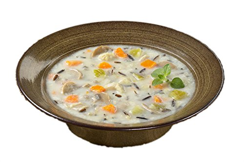 Bistro Soups Wild Rice with Chicken 16 lbs. (4 bags x 4 - Soup Chicken Of Cream Wild Rice