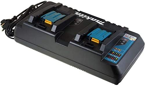 Doble de Cargador para Makita Atornillador de impacto BFT020 F ...