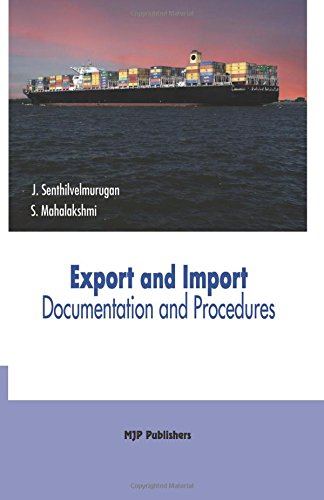 Export And Import Documentation And Procedures  Volume 1