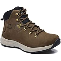 Bota Adventure Cano Alto Macboot Fuji 02 Cinza