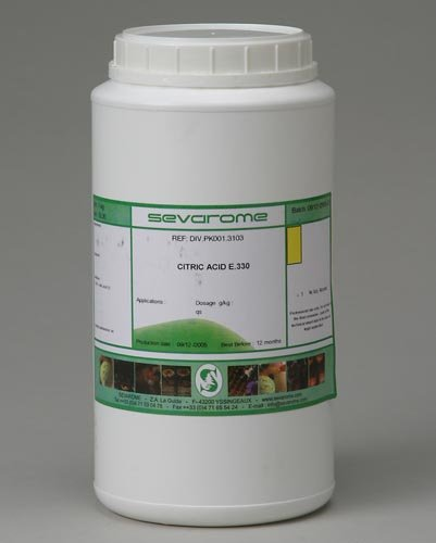 SEVAROME CITRIC ACID - Buy Online in Qatar  | Misc  products in