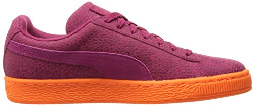 Sneaker Puma Classic orange Clo Fashion Surf Suede Culture Vivacious wZHqX14Z