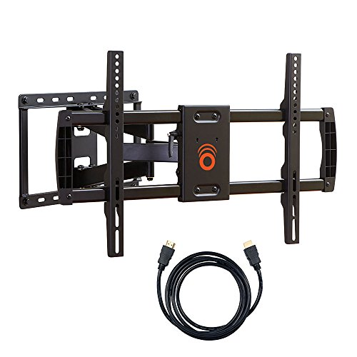 Full Motion Articulating TV Wall Mount for 37-70
