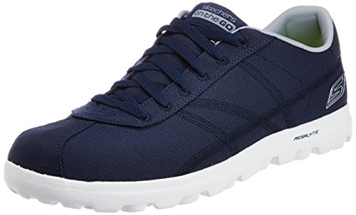 Skechers - On-The-Go - Retro - Sneaker, homme, bleu (nvw), taille 40