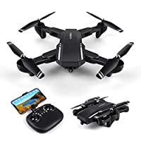 LBLA Drone with Camera Live Video,WiFi FPV Quadcopter