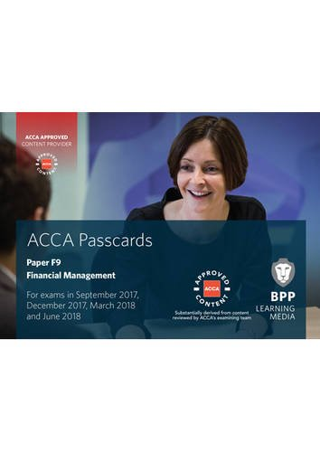 ACCA F9 Financial Management: Passcards pdf