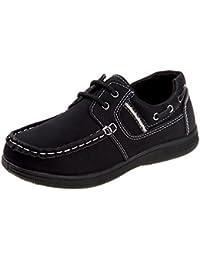 Boys Slip On Boat Shoes (Toddler/Little Kid/Big Kid)