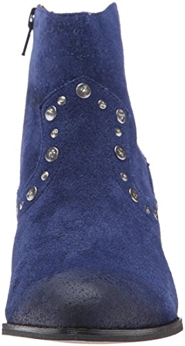 Suede Berkshire Bootie Navy Como Ankle Corso Women's qwHxgYT0