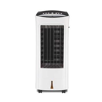 MAZHONG FANS Enfriador de aire 4 en 1, calentador, humidificador, purificador de aire