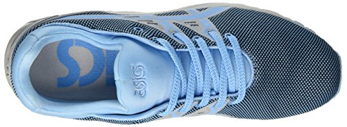 Asics Gel-Kayano Trainer Evo, Zapatillas de Gimnasia Unisex Adulto Blu (Light Blue/Light Blue)