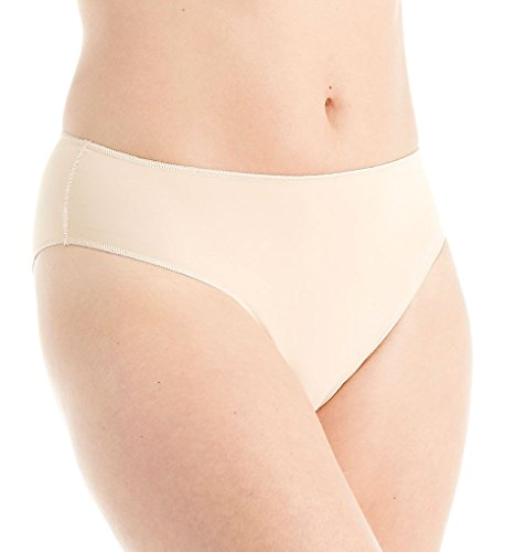 Lejaby Women Underwear Briefs - Maison Lejaby Invisibles High Waist Bikini Brief Panty (5303) S/Nude