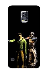 High Grade Situssptn Flexible Tpu Case For Galaxy S5 - Counter Strike 199
