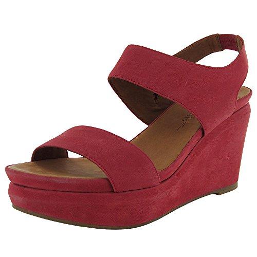 Gentle Souls Womens Juniper Barry NU Platform Sandal Shoe...