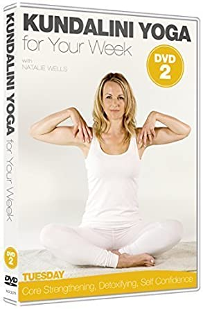 KUNDALINI YOGA for Your Week - TUESDAY - Core - DVD 2 by ...