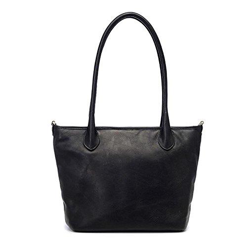 (ONA - The Capri - Camera Shoulder Bag - Black Leather (ONA009LBL))