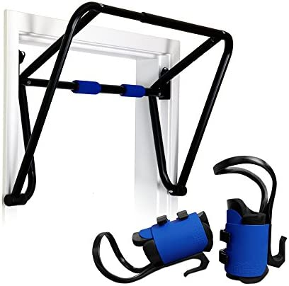 Teeter EZ Up Inversion and Chin Up System with Rack, Gravity Boots and Healthy Back DVD