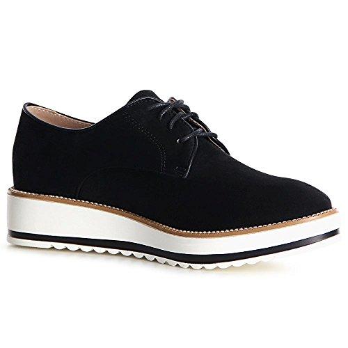 Femmes Topschuhe24 Femmes Topschuhe24 Noir Topschuhe24 Noir Mocassins Chaussures Mocassins Chaussures CYFqxrCw