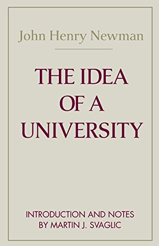 Pdf Teaching The Idea of A University (Notre Dame Series in the Great Books) (Notre Dame Series in Great Books)