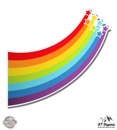 Cute Rainbow Stars - 5