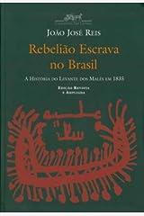 Rebelião escrava no Brasil Capa comum