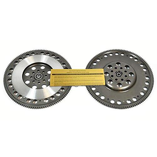 Flywheel Chrome (EFT 12 LBS CHROME MOLY CLUTCH RACE FLYWHEEL fits 2002-2005 SUBARU WRX 2.0L EJ205)