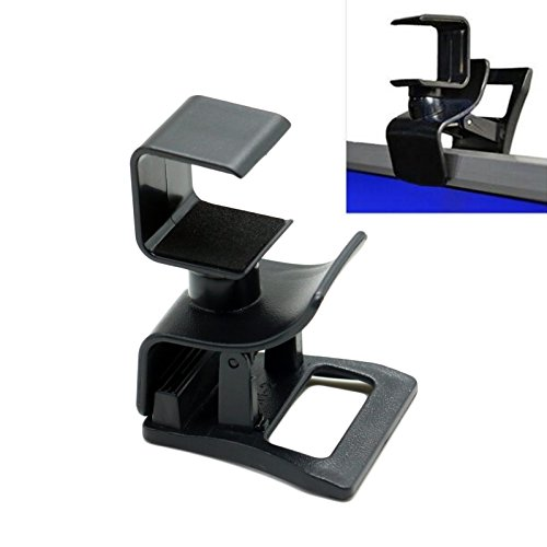 HUELE Adjustable PS4 Camera Eye Mount Holder Stand TV Clip Stand for Playstation 4 Console Sensor