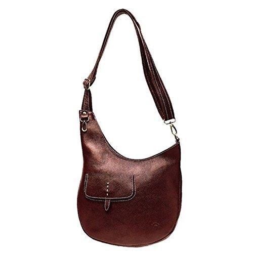 en sac pochette neuf vachette de cuir femme bandoulière qRpwxTR7
