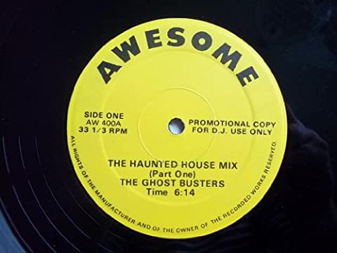 GHOST BUSTERS The haunted House Mix 12