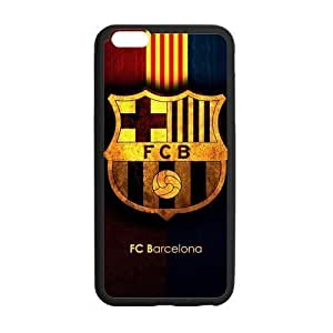 "Caitin FC Barcelona Cases Cover Hard Shell for Iphone 6 Plus(5.5"")"