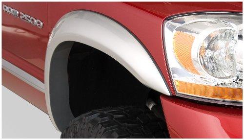 Bushwacker Dodge Extend-A-Fender Flare Front Pair (Dodge Extend A Fender Flare)