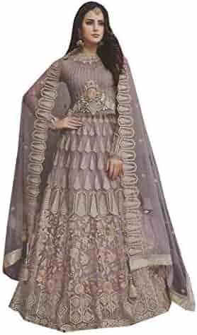 0445c366c6 ziya Pakistani Women's Ethnic wear Lehenga with Full Stitch Blouse (Choli)  Indian Wedding and