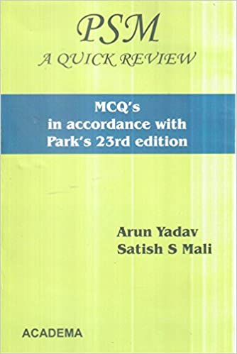 Amazon in: Buy PSM A Quick Review Book Online at Low Prices in India