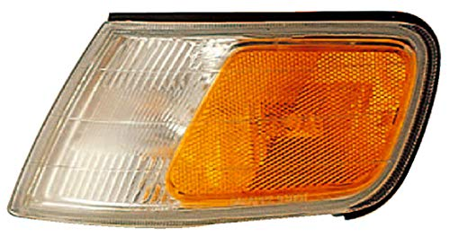 For 1994 1995 1996 1997 Honda Accord Turn Signal Corner Light lamp Assembly Driver Left Side Replacement HO2550109