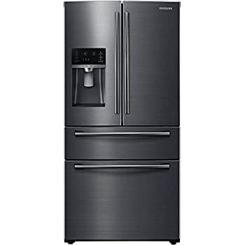 Amazon Com Samsung Black Stainless Steel 4 Door French