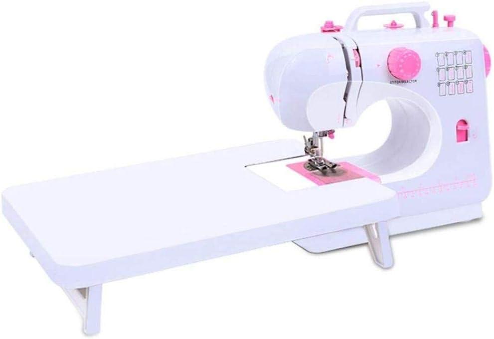 Máquina de coser portátil, máquina de coser eléctrica, hogar de ...