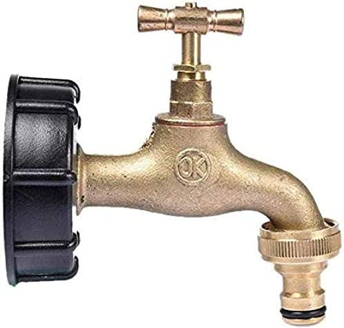 AWMSSR Garden faucet garden bathroom fittings hose pipe fittings set quick yellow water connection adapter garden lawn tap water pipe connection