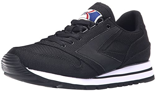 Brooks Heritage Women's Chariot Black Sneaker 7 B (M) ()