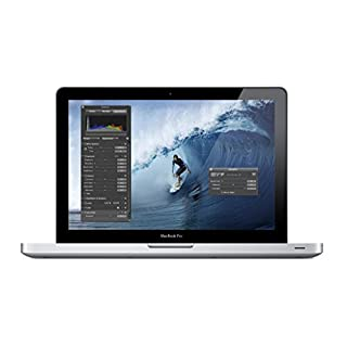 Apple MacBook Pro MD314LL/A 13.3-Inch Laptop, 4GB Ram, 750GB HDD, Intel Core i7 2.8GHz (Renewed)