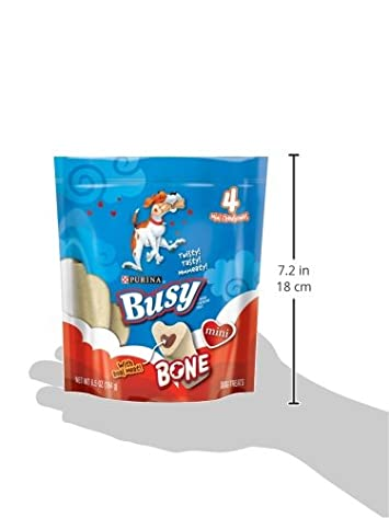 Busy Bone Mini, 6.5 Oz