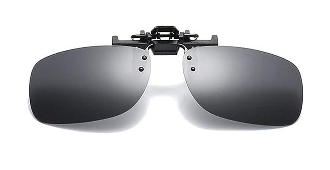PANHU Clip polarizado Buenas gafas Gafas de sol de clip ...
