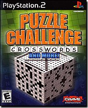 Crave Entertainment Puzzle Challenge: Crosswords and More (Playstation 2) for Playstation 2 for Age - All Ages (Catalog Category: Playstation 2 / Puzzle (Sound Crossword Puzzle)