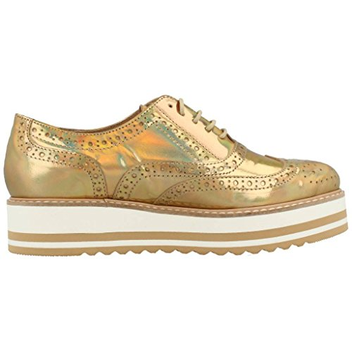 Alpe Gold 40 Gold Para Modelo 1720 platino Alpe Zapatos Mujer Marca Color Mujer qfwvvx8P