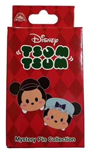 Disney Pin - Tsum Tsum Holiday Mystery Collection - Mystery Pin Box (Disney Collection Pin Mystery)