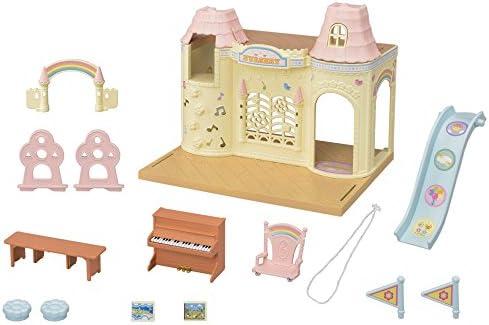 Puppen Sylvanian Families 5316 Baby Schlosskindergarten