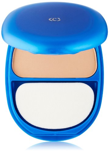 CoverGirl Fresh Complexion Pocket Powder Foundation, Buff Beige 625, 0.37-Ounce Compact (Pack of 2)
