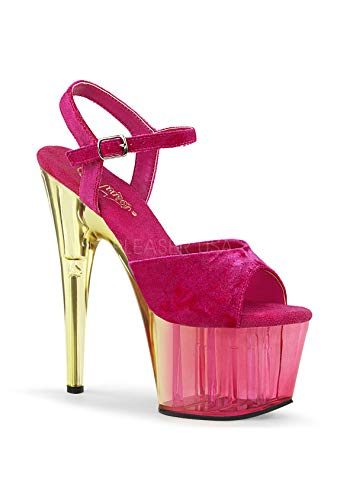 dual 709mct Pink Crushed Adore Tinted Pleaser Velvet H5qXXP