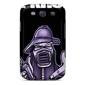 Top Quality Case Cover For Galaxy S3 Case With Nice Hiphop Kruz 2 Appearance